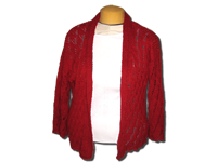 Traveling Shells Cardigan